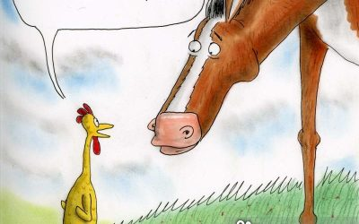 The Horse and the Chicken